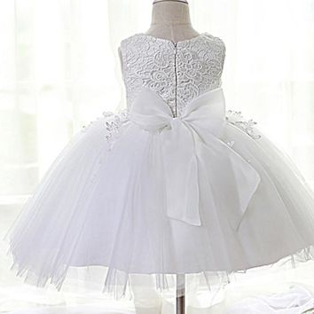 Princess Summer Girl&'s Dresses Children Clothing Girl Fancy Prom Gown Tulle Lace Kids Events Party