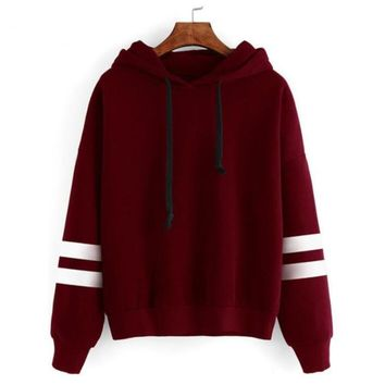 Womens Hooded Sweatshirts