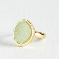 Glisten Accomplished Ring by ModCloth