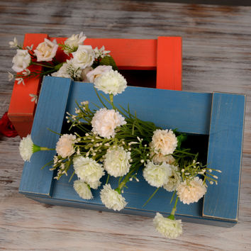 Creative Weathered Storage Gifts Home Crafts Accessory Box = 5893632769