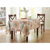 Better Homes and Gardens Lace Medallion Tablecloth - Walmart.com