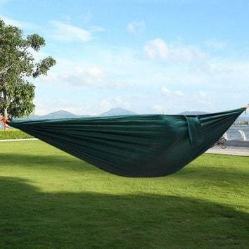 2 Person Parachute Nylon Fabric Hammock