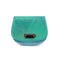 "Lulu ""mermaid"" Green Crossbody/Fannypack"