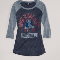 New England Patriots NFL Raglan T | American Eagle Outfitters