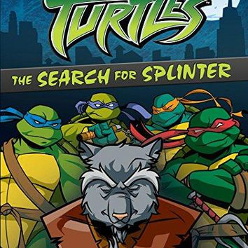 Teenage Mutant Ninja Turtles 2003 The Search for Splinter
