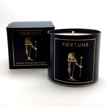 Potion Candle Fortune