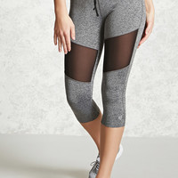 Active Graphic Capri Leggings