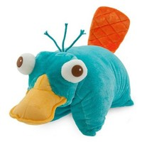 Disney Park Authentic: Phineas and Ferb - Perry the Platypus Plush Doll