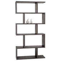 Arteriors Home Carmine Bookshelf/Grey Limed Oak - Arteriors Home 5198