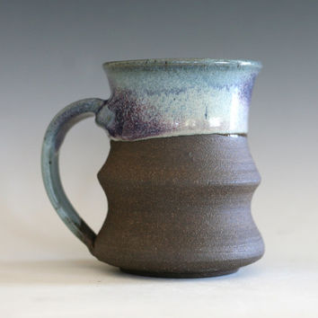 unique coffee mug, tea mug, ceramic cup, handthrown mug, stoneware mug, pottery mug, Pottery Coffee Mug, ceramics and pottery