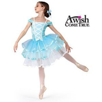 A Wish Come True Holiday 2012 Ballet & Lyrical :Winter Wonderland Adults Ballet Tutu