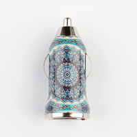 Tribal Print Usb Car Charger Black Combo One Size For Women 24142814901