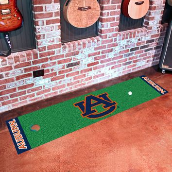 "Auburn Putting Green Runner 18""x72"""