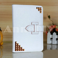 ON SALE Studded iPad Cover, iPad 2 cases, iPad 4 case, iPad 3 case,New iPad case, iPad mini case, rivet iPad case, leather