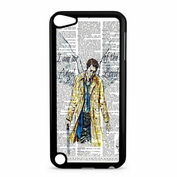 Supernatural Art Savecases iPod Touch 5 Case