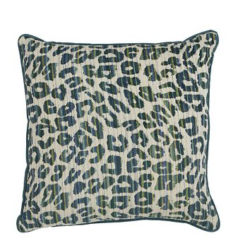 Zeta Lagoon Pillow by Lacefield