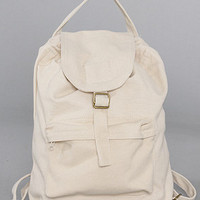 The Baggu Canvas Backpack