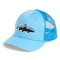 Men's Patagonia 'Fitz Roy - Trout' Trucker Hat