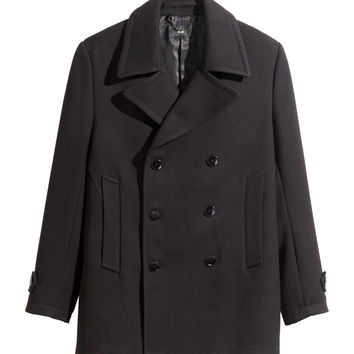 H&M - Seaman's Jacket - Black - Men