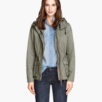 Cargo Jacket - from H&M