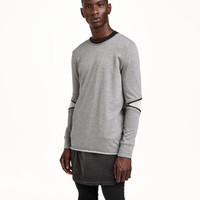 H&M Sweatshirt with Zips $29.99