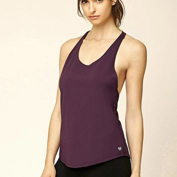 Active Braided-Back Tank