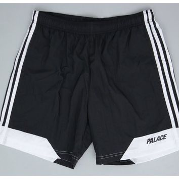 Adidas x Palace Originals Shorts Black / White - Palace - Brand