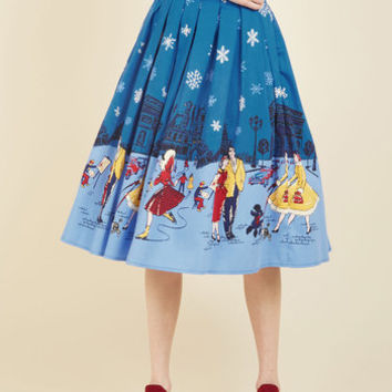 Frost Impressions A-Line Skirt