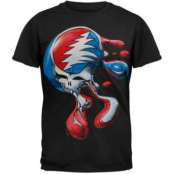 Grateful Dead - Steal Your Face Melt T-Shirt