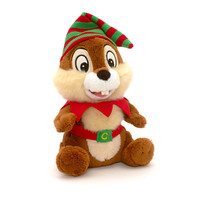 Disney Chip as Elf Soft Toy | Disney Store