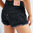 Levis 501 Remote Coast Jean Short - Urban Outfitters