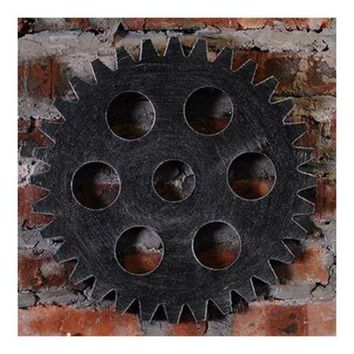 Industrial Style Gear Wall Haning Decoration    CL03