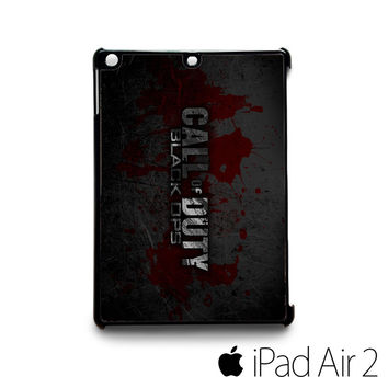 call of duty black ops for custom case iPad 2/iPad Mini 2/iPad 3/iPad Mini 3/iPad 4/iPad Mini 4/iPad Air 1/iPad Air 2