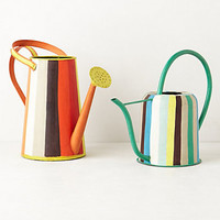 Handpainted Watering Can