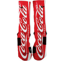 Coca Cola Custom Nike Elite Socks