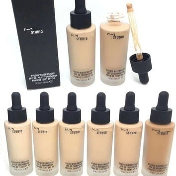 (Dear Deer)Bottle Liquid Foudation Face Makeup Concealer Highlighter Natural Beauty Face Skin Cosmetic [9285976772]