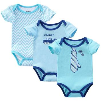 Baby Girl Boy Clothes For Newborns Children Set For Babies 3pcs/Lot Bebes Baby Boy Clothing Bebek Giyim Christmas Clothing