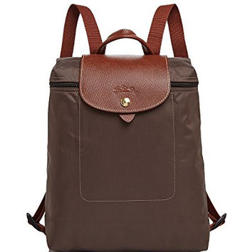 Longchamp Backpack - Le Pliage (Terra)