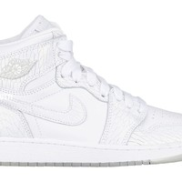 Air Jordan 1 Retro Hi Heiress Frost White