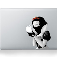 Revenge Snow White MacBook Decal