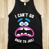 Black Tank | Cute Monsters University Shirts