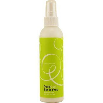 DCCKION DEVA by Deva Concepts CURL SET IT FREE MOISTURE LOCK SPRAY 6 OZ