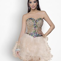 Homecoming dresses by Blush Prom Homecoming Style 9630