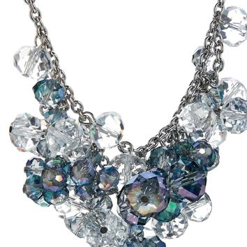 Ted Baker Crystia Bead Cluster Necklace