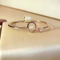 Tiffany & Co. Key Coil Bracelet Series bracelet