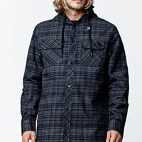 Volcom Burl Insulated Flannel Riding Jacket at PacSun.com