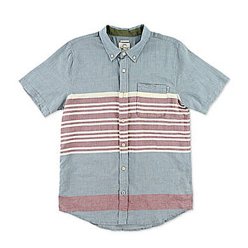 O'Neill U-Turn Woven Shirt - Light Blue