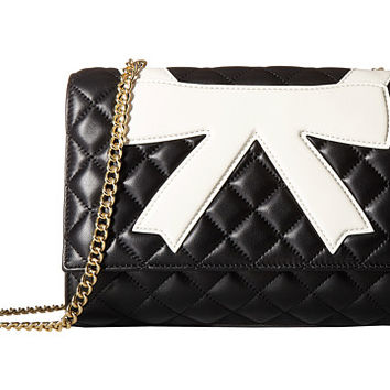 Boutique Moschino Bow Collar Bag
