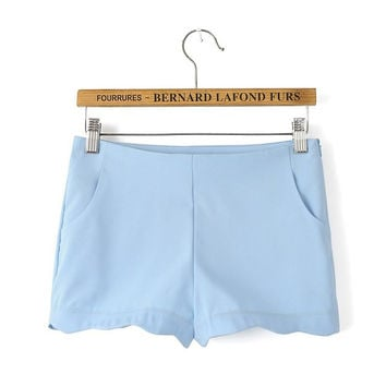 Women's Fashion Sweets Casual Shorts [4917851524]