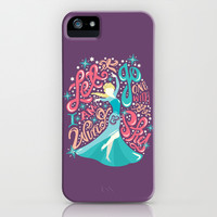 Frozen: Let It Go iPhone & iPod Case by Risa Rodil